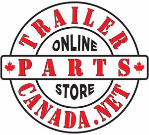 NEW TRAILER TIRES 205-75-R15 RADIAL WITH POWDER COATED RIMS
