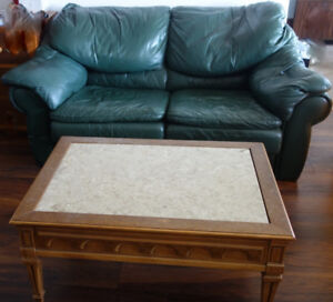 sofa, coffee table, TV, TV stand, chairs for sale