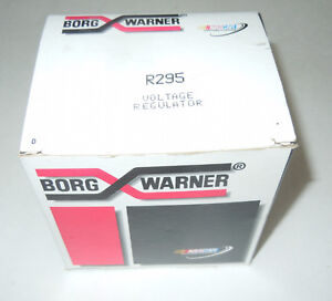 Voltage Regulator 1976 - 85 Ford Truck BWD R295