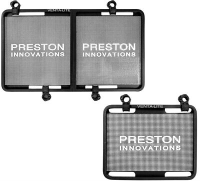 Preston Innovations OffBox 36 Venta-Lite Side Trays All Sizes Coarse Fishing
