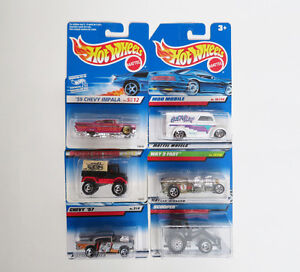 Hot Wheels 1997-1998 Individually Priced
