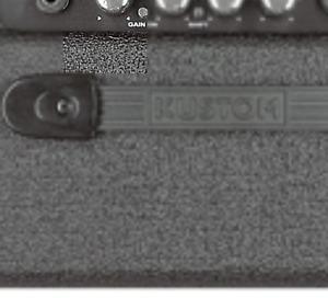 Kustom 12watt amp