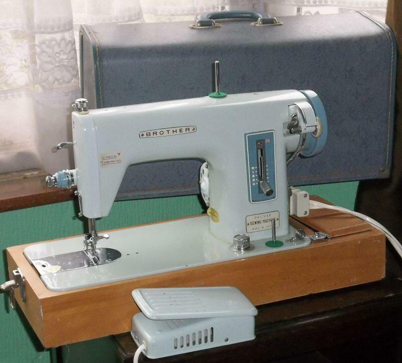Brother Deluxe JA40 Portable SemiIndustrial Electric Sewing Magnificent Brother Ja 28 Sewing Machine Manual