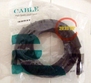 15 FT. GOLD DIGITAL HDMI CABLE (NEW)