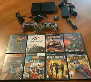 AWESOME PS2 PACKAGE / SUPER ENSEMBLE PS2
