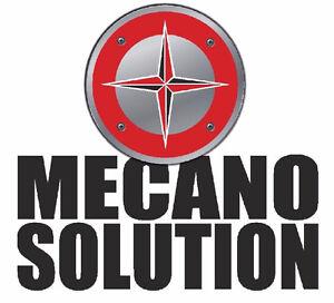 Mécanique générale, entretien, réparation , MÉCANO SOLUTION
