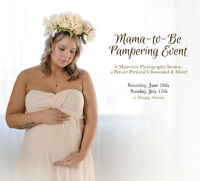 Maternity Photographer, Pregnancy Ultrasound, Pampering Event