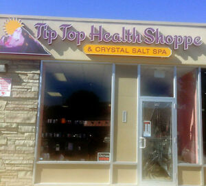 Healing Vibration Meditation & Salt Therapy at Tip Top Health Brantford Ontario image 5