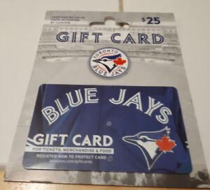Bluejays Gift Card $ 25 Value for $21.50