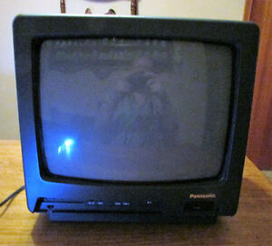 "Panasonic 14"" Colour TV Compact CRT Model PC-14V1R"
