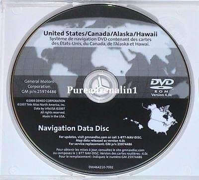 2007 09 CHEVROLET SUBURBAN TAHOE Z71 1500 2500 LT LTZ GPS NAVIGATION NAV CD DVD