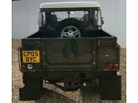 Land Rover Defender 90 2.5 TD5 Pick-Up 2dr 120 BHP - Just 51,000 Miles PICK UP
