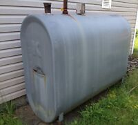 WANTED furnace oil -tank\furnace removal avail