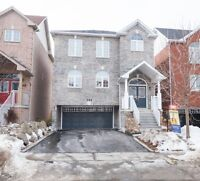 Newmarket Detached House for rent Near Upper Canada Mall,