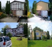 Book your Exterior Renovation Projects Now! 902-454-2100