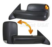 2012 Dodge RAM Towing Mirrors