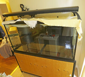 For Sale A 90 Gallon Reef Ready Aquarium With Many Accessories