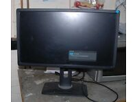 "Dell Professional P2412H 24"" Widescreen LED LCD Monitor"
