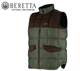 Beretta Down Vest Size XL