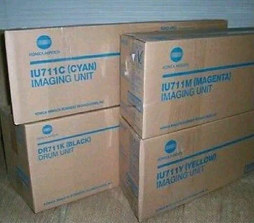 Genuine Konica Minolta Drum & Imaging Unit Set for Bizhub C654 C754 FREE SHIP