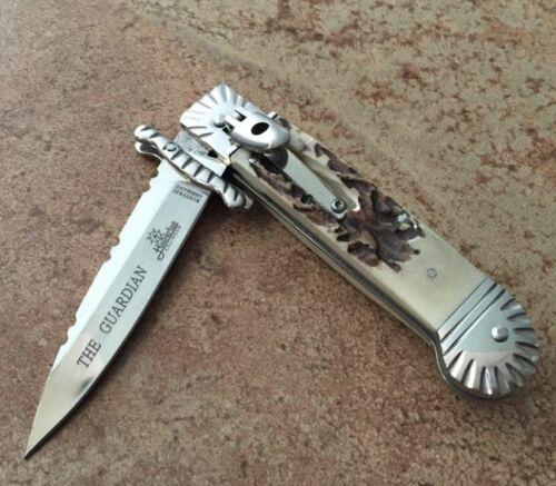 couteau automatique De Chasse