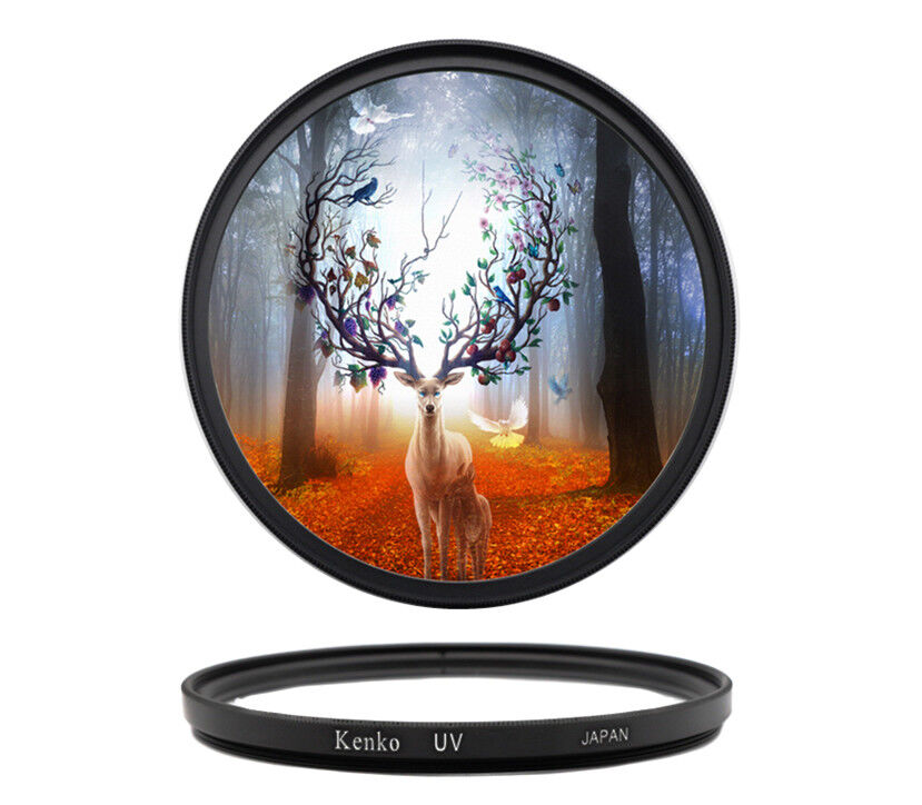 Kenko Professional UV Filter Ø 40,5mm Kamera Objektiv UV-Filter 40,5 mm
