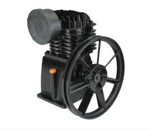 HOC 3TCCP 3 HP 145 PSI CAST IRON TWIST CYLINDER AIR COMPRESSOR PUMP + 90 DAY WARRANTY + FREE SHIPPING