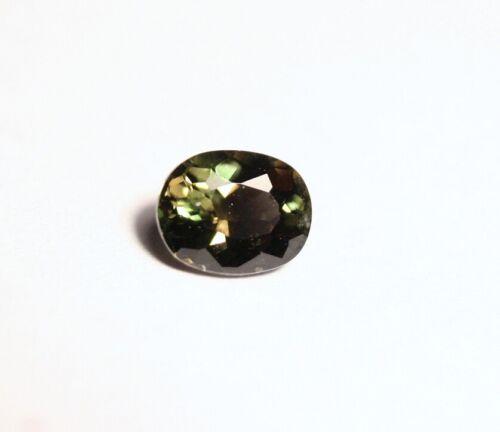 Kornerupine 0.8ct AAA Rare Natural Prismatine Fine Oval Custom Cut Gem Sri Lanka