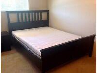 Ikea Hemnes King Size Bed -£80 ONO