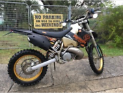 KTM 250 EXC 2004 Narrabeen Manly Area Preview