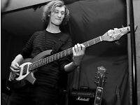 Bass Guitar and Double Bass Lessons- West and North London