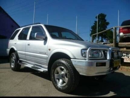 2000 Holden Frontera Wagon Paxton Cessnock Area Preview