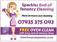 Sparkles end of Tenancy Cleaners