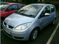 Automatic diesel 1.5cc only 83k FSH inc new clutch Actuator Mitsubishi@£1500