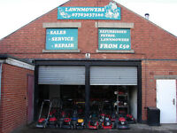 PETROL LAWN MOWER from £50