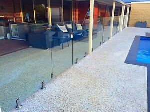 $275 p/lm Quality Frameless Glass Pool Fencing Southern River Gosnells Area Preview