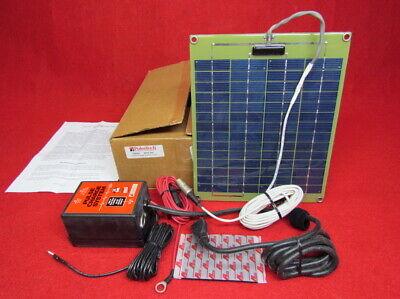 PULSETECH  SOLAR BATTERY CHARGER 735*661. SPCS 24V  7WATT. 100-250VAC 50-60HZ 0.