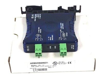 New Automation Direct Fc-11 Signal Conditioner Fc11