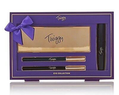 Marks & Spencer Twiggy Eye Collection Set. Mascara Eye Pencils Eyeshadow M&S New