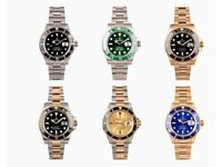 WANTED - ROLEX / OMEGA WATCHES - CASH + COLLECT TODAY
