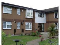 1 BED FLAT TO RENT AT ROWAN LODGE, HULL, HU8 WITH WETROOM