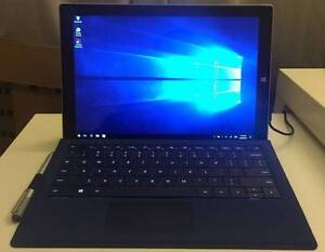 Surface Pro 3 128GB i5 4G ram with pen & type cover long warranty Rockdale Rockdale Area Preview