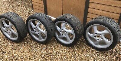 """Porsche Boxster 986 18"""" Alloy Wheels"""