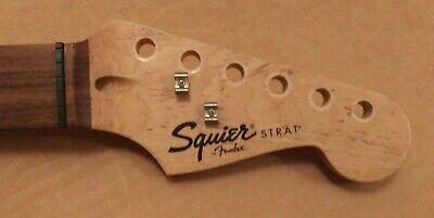 Fender Squier Strat guitar neck rosewood Stratocaster