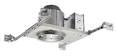 New Juno Lighting Tc1 4-inch Tc Rated New Construction Recessed Can Assemby