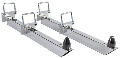 Leaf Spring Traction Bars - JEGS 64400 Universal Leaf Spring Traction Bars
