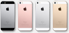 Apple iPhone SE 16gb/32gb/128gb A1662 Unlocked Smartphone Gray, Gold, Silver
