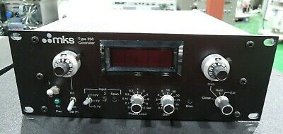 MKS TYPE 250 CONTROLLER 250E-1-D  / Free International Shipping