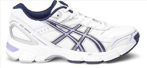 New Womans Tiger Asics Running Shoes Gel170TR White leather size8 Parramatta Parramatta Area Preview