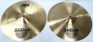 Sabian Dark Hats 14in/35cm Gold Cymbals